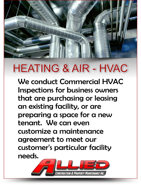 Commercial Heating and Air Conditioning Services in Illinois providing Construction Installation, Remodeling, Repair and Maintenance for your next Project in Illinois