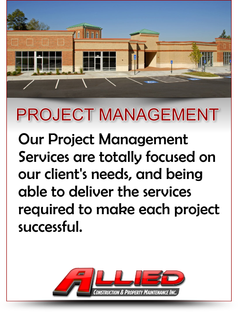 Project Management Services Contractor for Property Maintenance and Commercial Construction and Remodeling Projects in Illinois