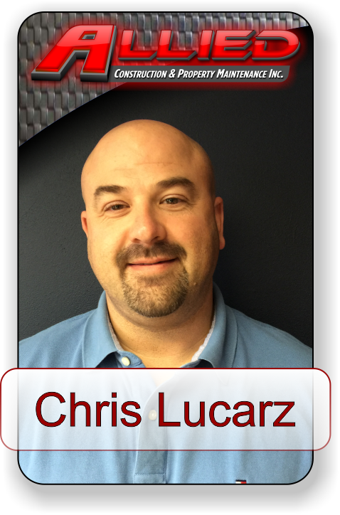 Meet Chris Lucarz with Allied Construction and Property Maintenance
