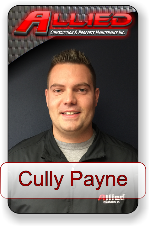 Meet Cully Payne with Allied Construction and Property Maintenance