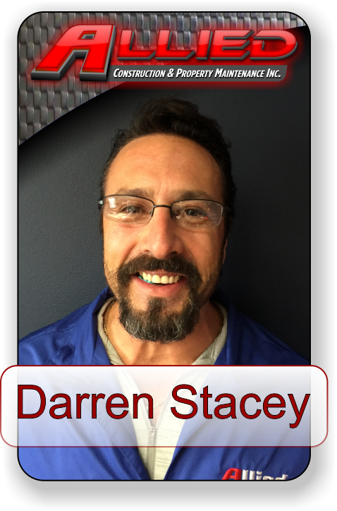 Meet Darren Stacey with Allied Construction and Property Maintenance