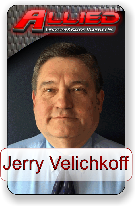 Meet Jerry Velichkoff with Allied Construction and Property Maintenance