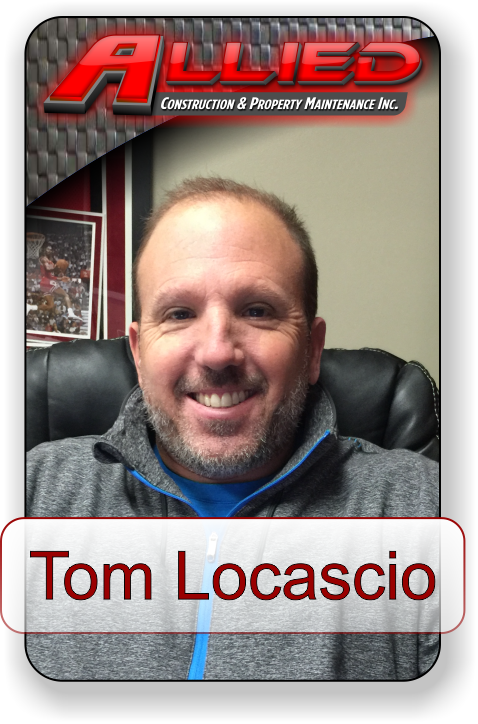 Meet Tom Locascio with Allied Construction and Property Maintenance